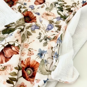 couverture d'été summer flower