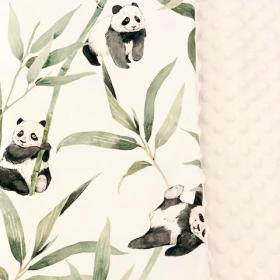 coussin plat panda