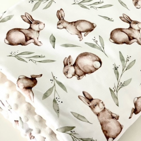 couverture funny bunny