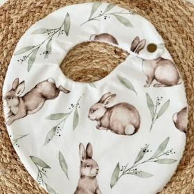 bavoir funny bunny