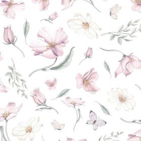 kit maternelle pastel flower