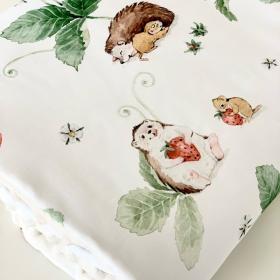 couverture fraise