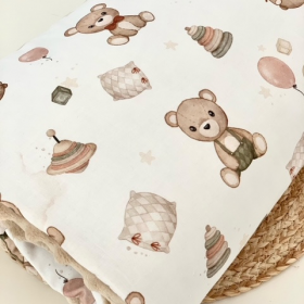 couverture teddy bear