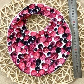 bavoir fruits taille M