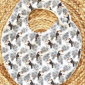 bavoir toucan