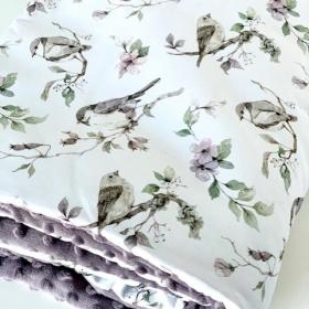 couverture oiseaux sur les...