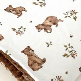 couverture petit ourson et...