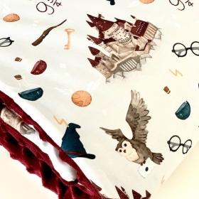 couverture ecole de magie...