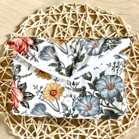 tapis a langer fleur vintage