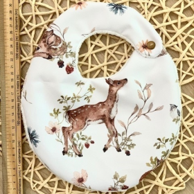 bavoir impermeable bambi