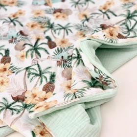 couverture d'été aloha