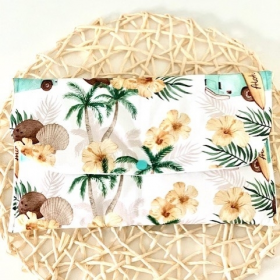 pochette a couches aloha