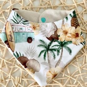 bavoir bandana aloha