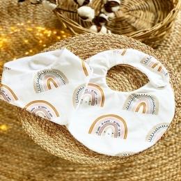 Bonjour, Vous pouvez trouvez les nouveaux bavoirs bandana et bavoirs «arc en ciel pastel» sur mon site. • • • #bavoir #bavoirbandana #accessoirebebe #pourbebe #enceinte #mumtobe #futuremaman #listedenaissance #cadeaudenaissance #babygift #babyshower #nouveauné #baby #pregnant #faitmain