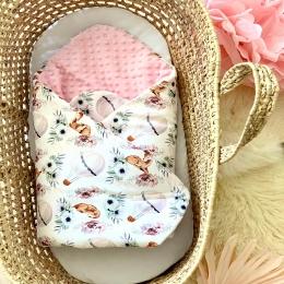 Coucou, En ligne une gigoteuse d'emmaillotage «biche,montgolfière» en version limitée. Bon dimanche  • • #gigoteuse #biche #bebe #nouveauné #newborn #baby #9mois #pregnant #futuremaman #mummy #mumtobe #maternity #mumlife #babyshower #listedenaissance