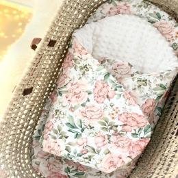 Elle est vraiment splendide la nouvelle gigoteuse emmaillotage «garden»  Retrouvez toute la collection «garden» sur mon site internet. 🌺  🌺 🌷 #gigoteuse #fleurs #listedenaissance #cadeaudenaissance #babyshower #pourbebe #babyroom #9mois #maternité #pregnant #mumtobe #mumtobe2021